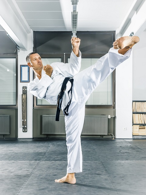 LEARNING MARTIAL ARTS AS AN ADULT