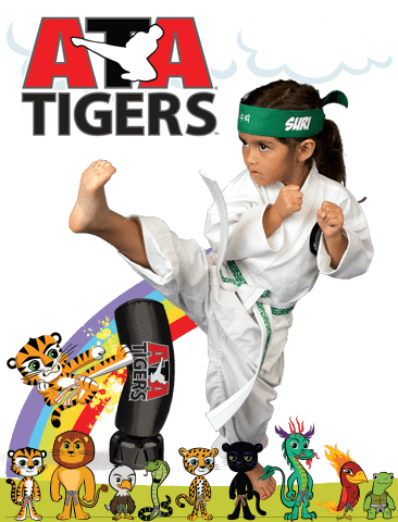 ATA Martial Arts Franklin ATA Martial Arts - ATA Tigers